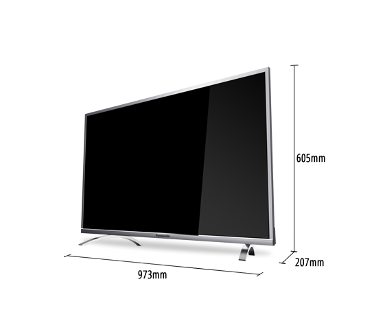 LED TV VIERA TH-43DX400S