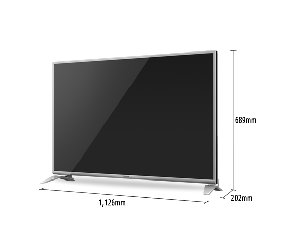 LED TV VIERA TH-49DS630S