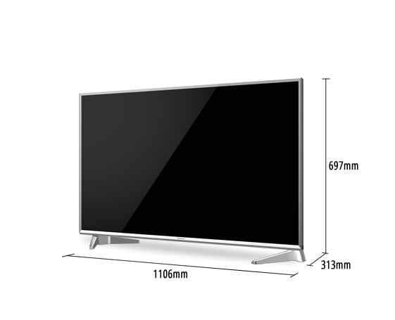LED TV TH-49ES630S