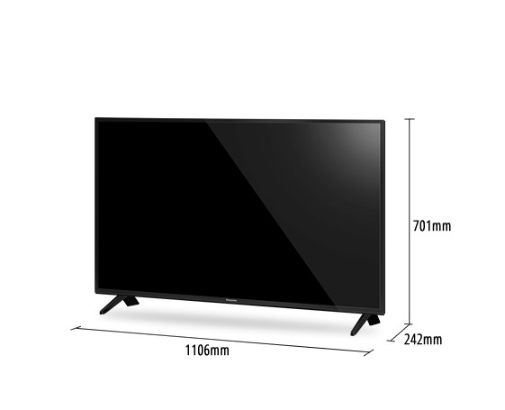 LED LCD TV TH-49GX600S