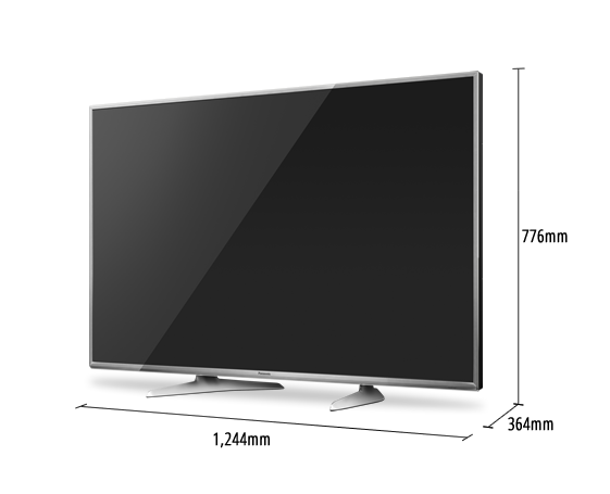 LED TV VIERA TH-55DX650S