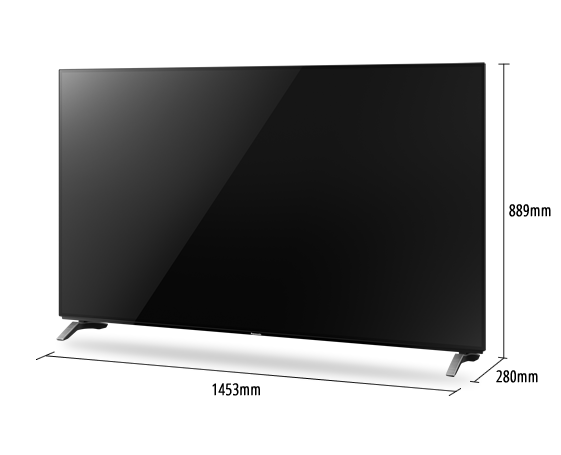 LED TV VIERA TH-65EZ950S