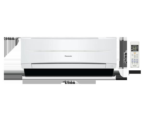 1.0HP Standard Air Conditioner CS-PC9MKH (CU-PC9MKH)