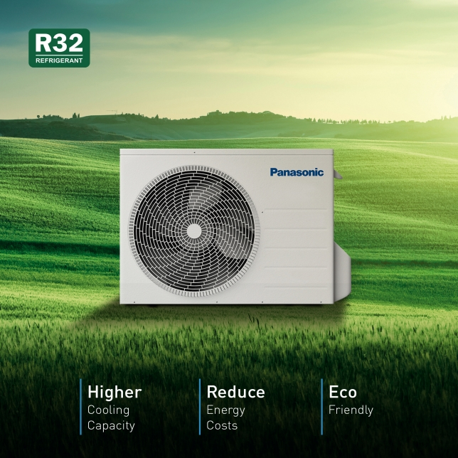 Eco-friendly R32 Refrigerant