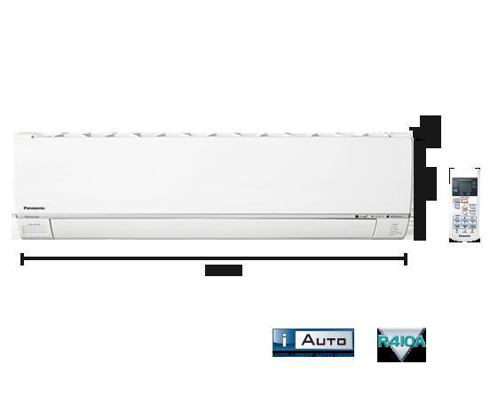 Single Split Air Conditioner - 2.0HP Standard Non-Inverter CS-PV18RKH (CU-PV18RKH)