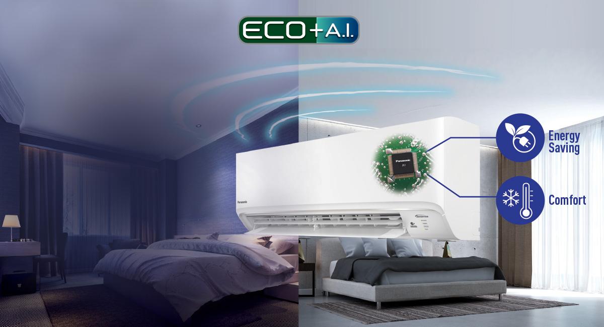 ECO+A.I.- Eco-Friendly Technology