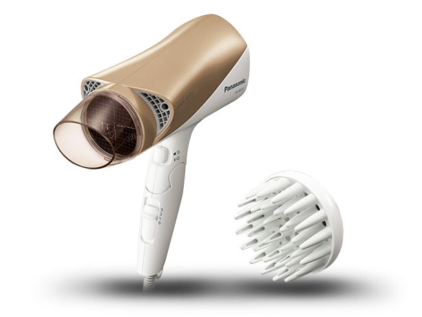 2000W Ionity Hair Dryer With Diffuser EH-NE72-N655 - Shine Boost Series
