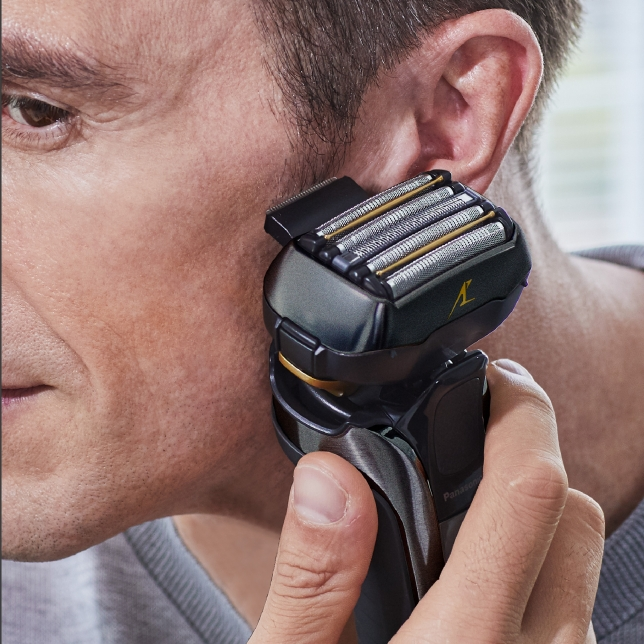 Pop-up Trimmer for a Quick Pre-shave