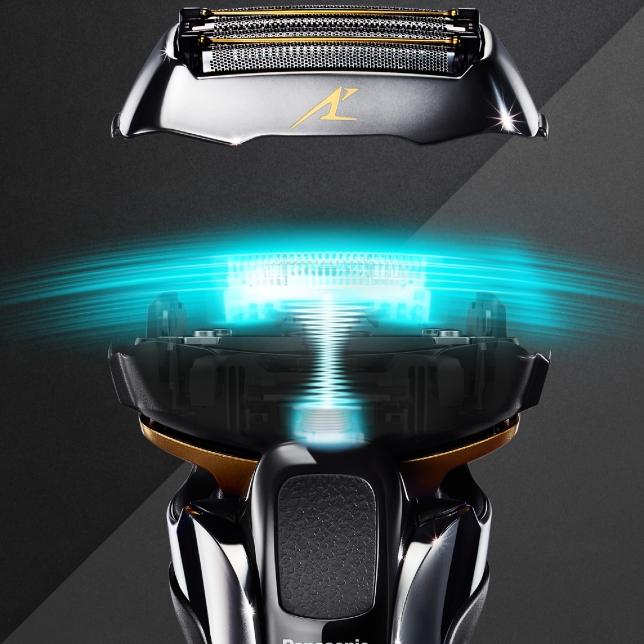 Ultra-Fast Motor for Fast, Powerful Shaving
