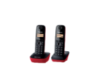 Photo of Cordless DECT KX-TG1612MLR/W/H