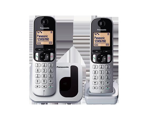 Digital Cordless Phone KX-TGC212MLS