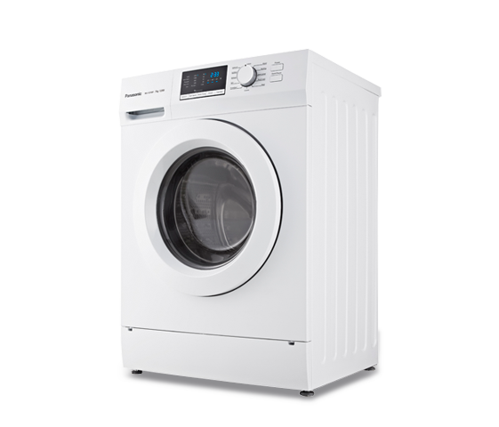7KG Front Load Washer NA-127XB1WMY - Quick Laundry