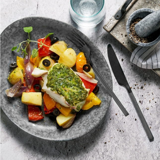 Nutrient-rich Meals