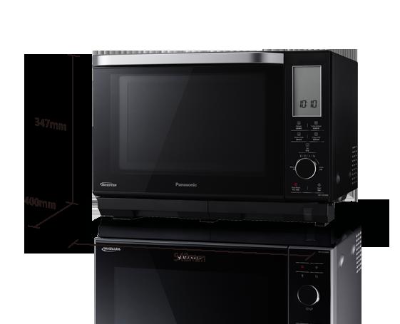 Nn Ds596bmpq Microwave Oven Panasonic