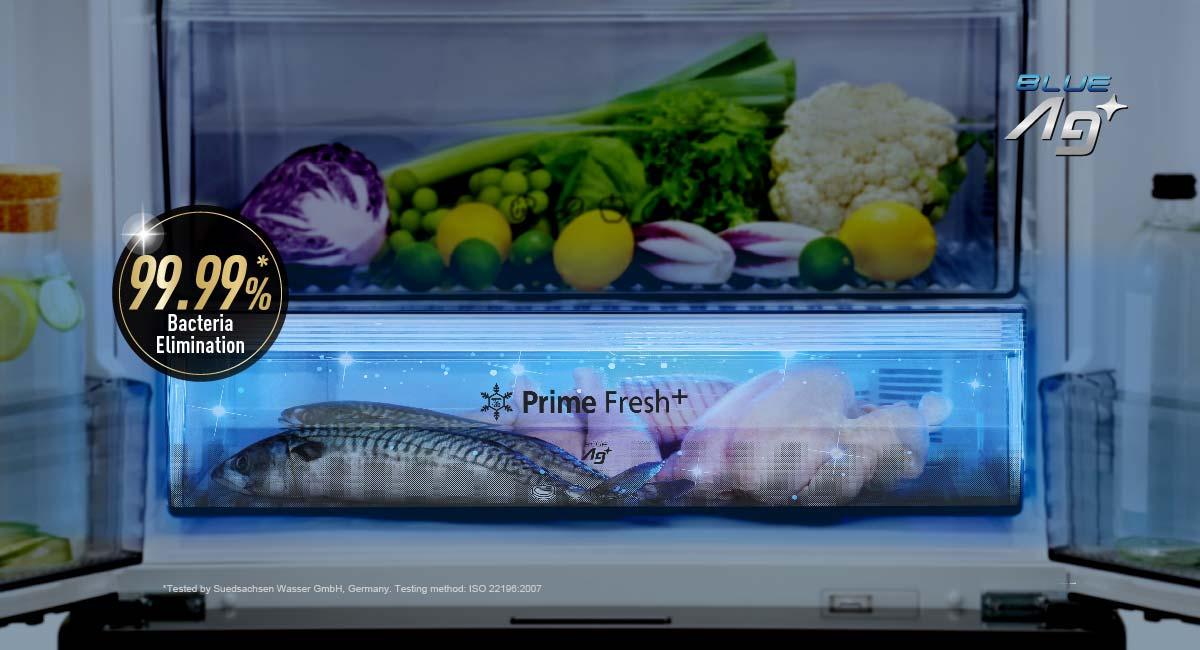 Superior Hygiene for Prime Fresh