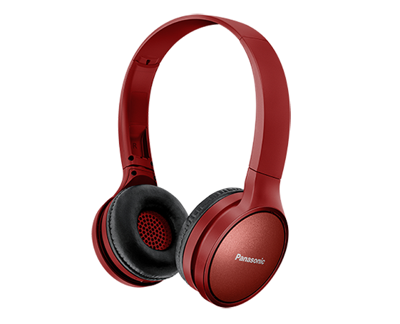 Street Wireless Headphones RP-HF410BE-K – 24 Hours of Wireless Playback