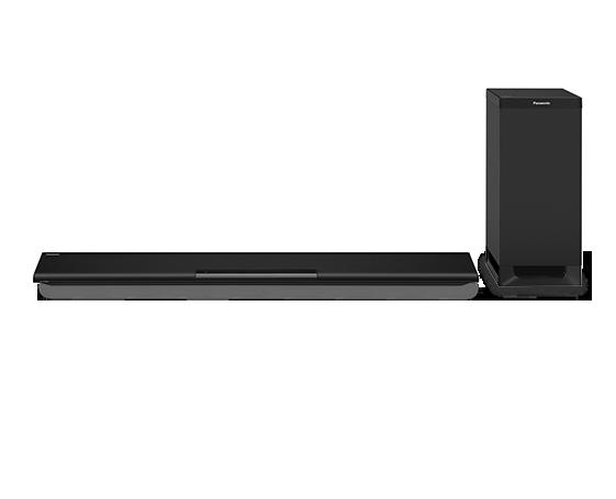 3.1ch Bluetooth® Wireless Subwoofer Sound Bar SC-HT685