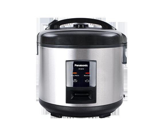Mechanical Jar Rice Cooker SR-CEZ18SSK/RGSK
