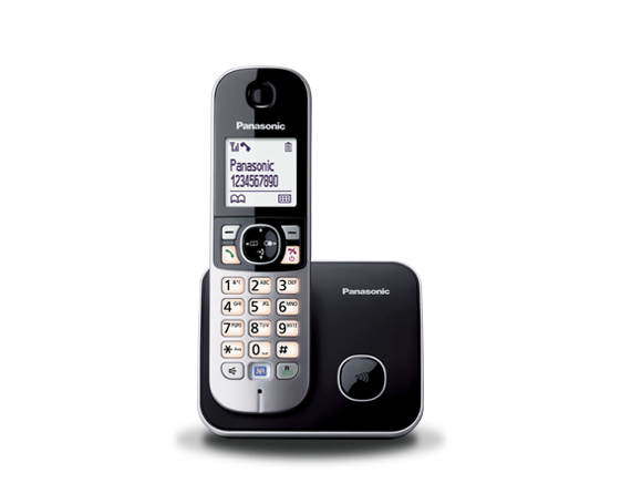 Cordless DECT Phone KX-TG6811MLB