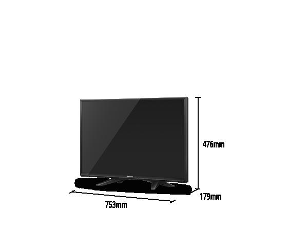 """32"""" Viera LED TV TH-32D400K"""