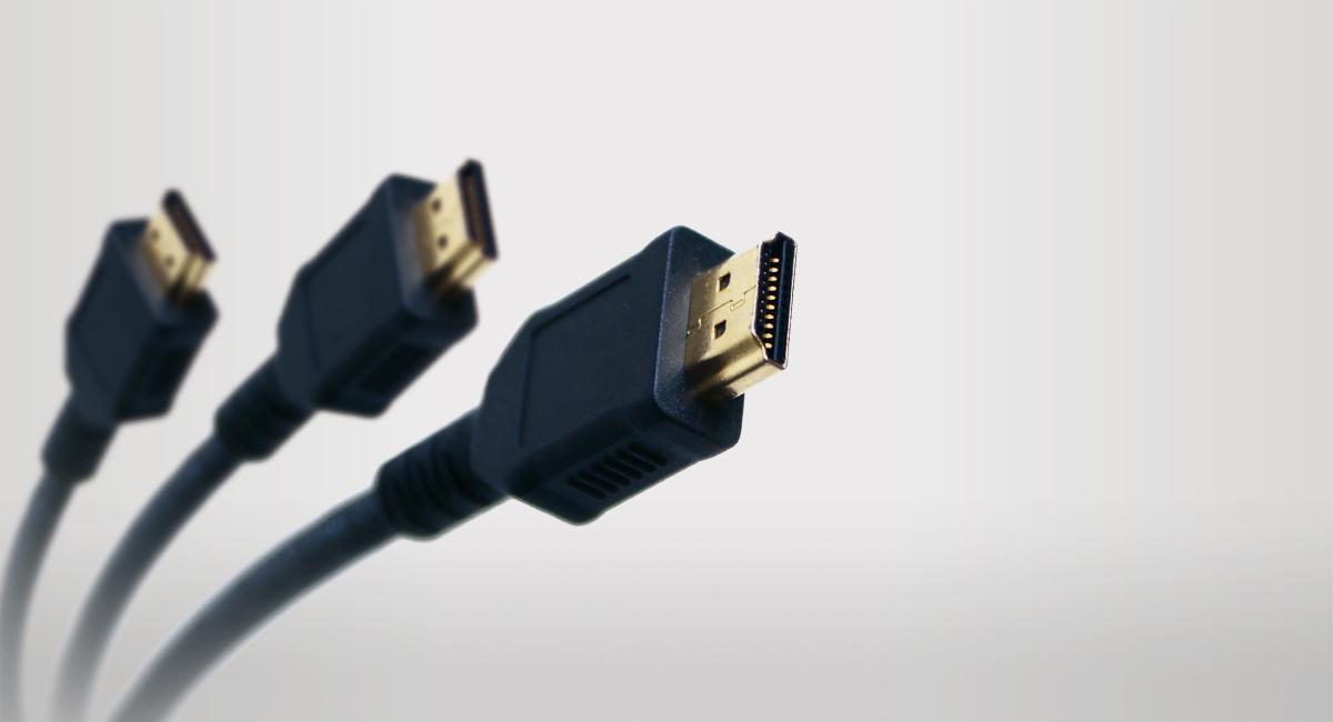 HDMI Input x 3