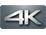 C4K/4K 60p/50p video-opnames