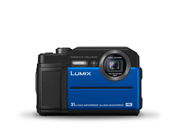 Photo of LUMIX Digital Camera DC-FT7A