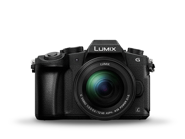 DMC-G85-SEALED Lumix G Mirrorless Digital Cameras (DSLM