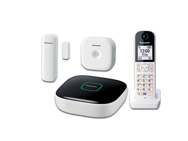 Photo of Home Monitoring Safety Starter Kit KX-HN6000