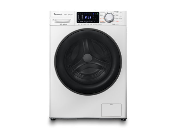 Photo of 8.5kg / 6kg NA-S86FG1WAU Front Load Washer Dryer for Hygienic Care