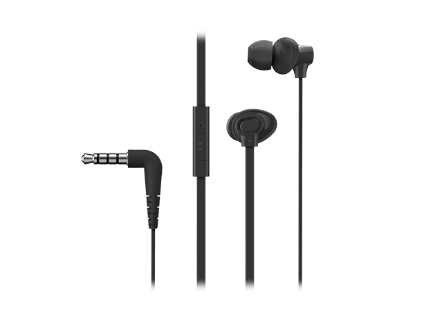 Photo of Extra Bass In-Ear Headphones RP-TCM130E-K