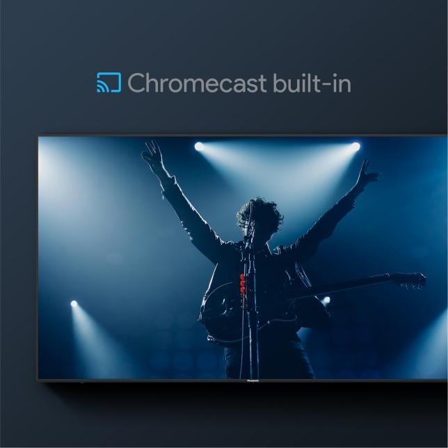 Chromecast built-in™