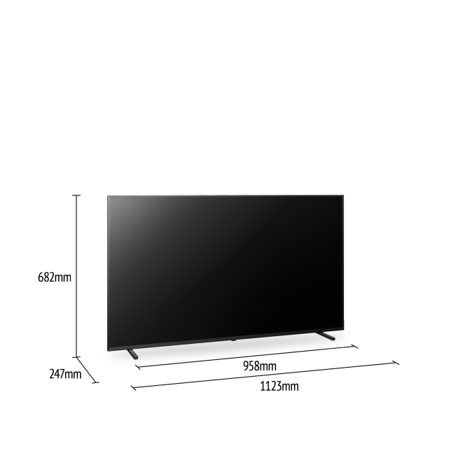 Photo of TH-50JX700Z 50 inch, LED, 4K HDR Android TV