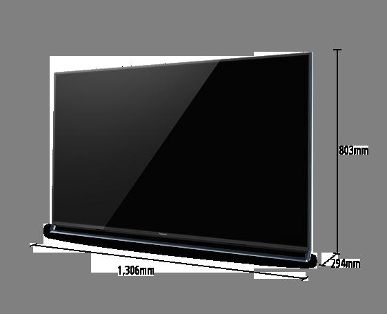 Panasonic Viera LED Smart TV TH-58AX800Z