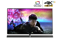 Photo of OLED 4K Ultra HD TV TH-77EZ1000U
