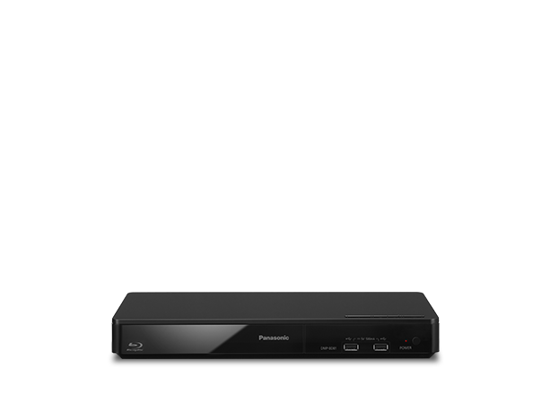 Foto de Reproductor Blu-ray Disc™ / DVD con Interconectividad Inteligente DMP-BD81.