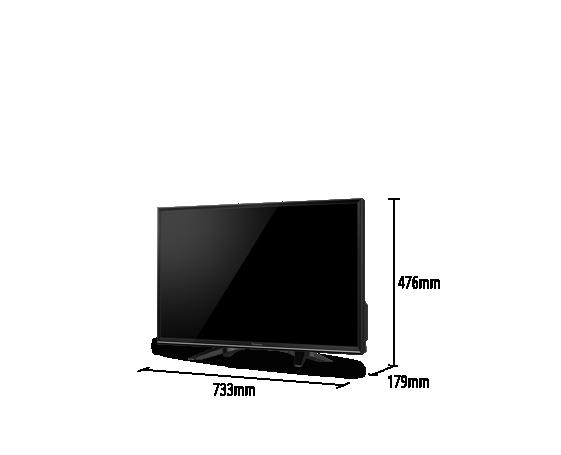 TV LED TC-32ES600H