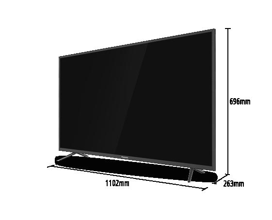 TV LED TC-49FX500