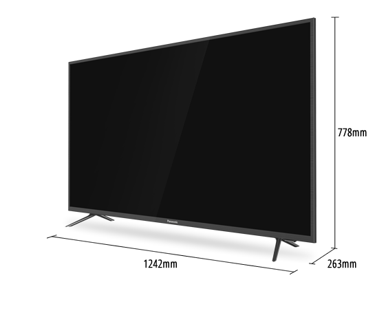 TV LED TC-55FX500