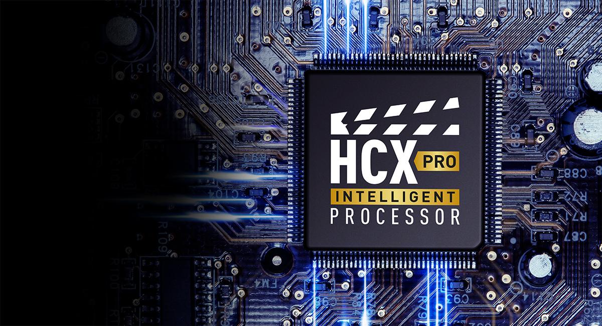 Procesador Inteligente HCX PRO