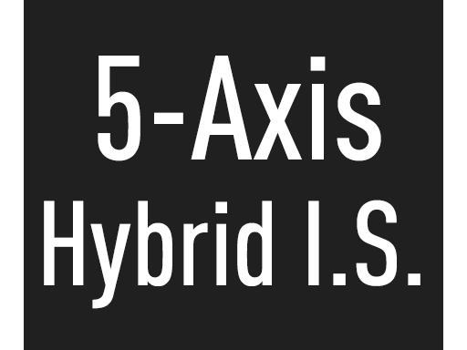 5-Axis Hybrid I.S. (Image Stabilizer)