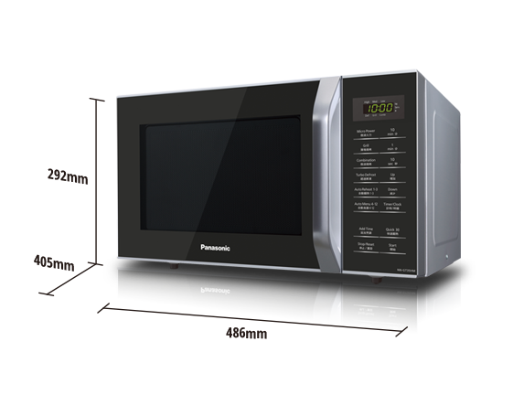 Grill Combination Microwave Oven