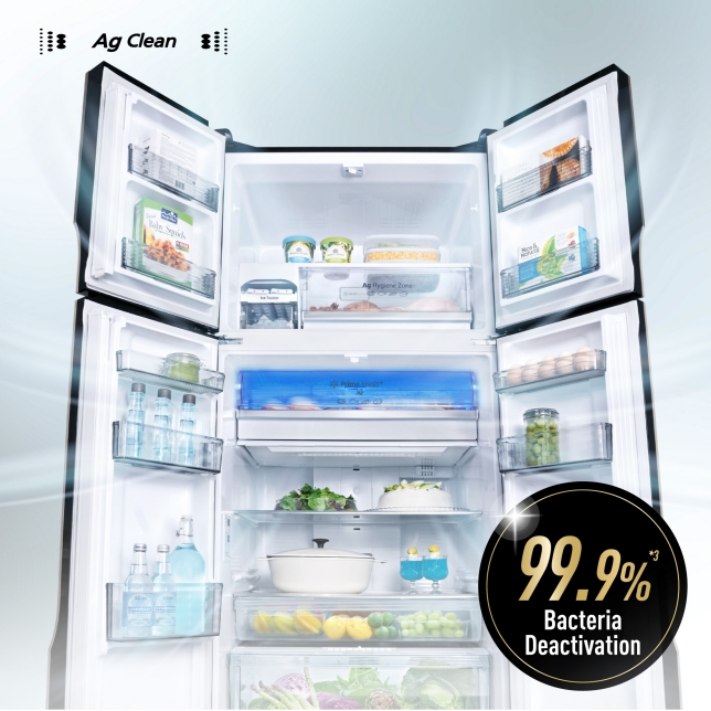 Powerful Ag Hygiene for Air and Food