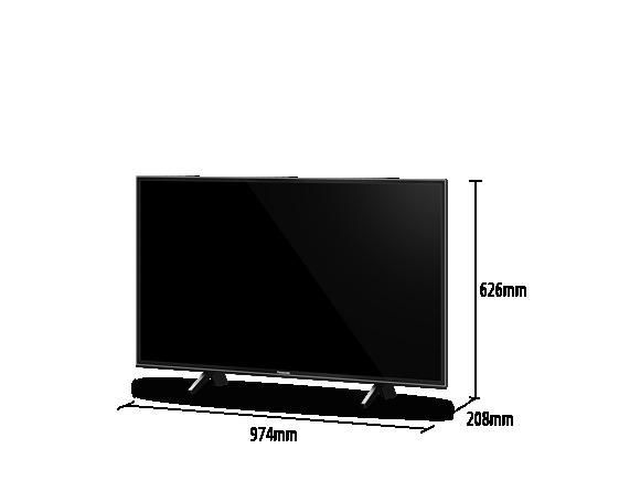 Televizor LED TX-43FX600E