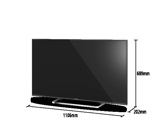 Televizor LED TX-49FS500E