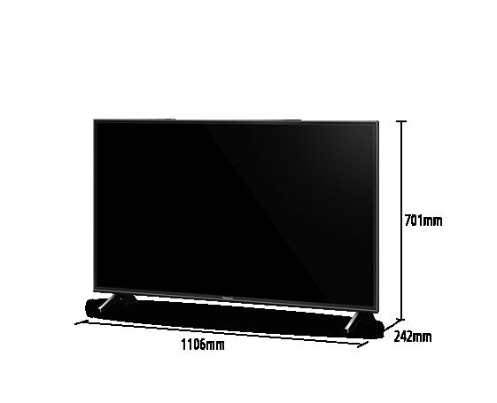 Televizor LED TX-49FX600E