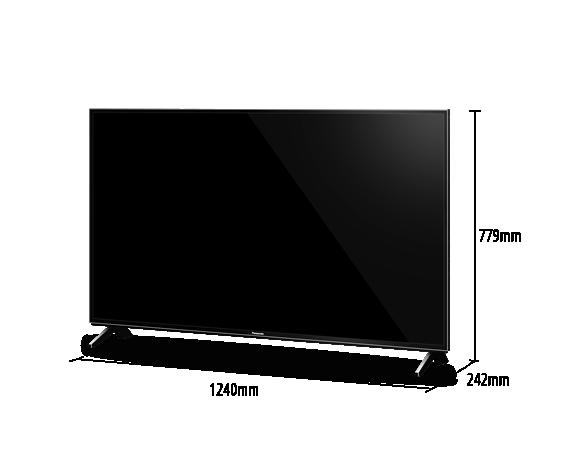 Televizor LED TX-55FX600E