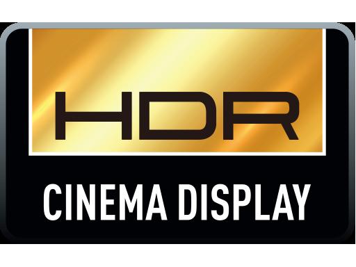Tehnologie HDR Cinema Display