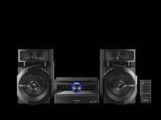 Музыкальные центры Panasonic  цены, характеристики, каталог моделей. Купить  аудиосистему для дома 78d7d0fa6a9