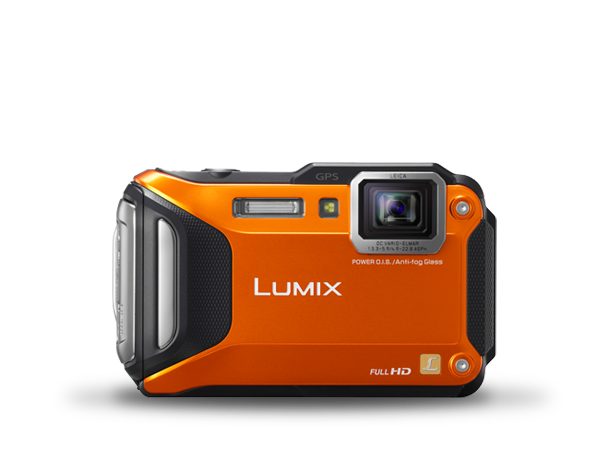 Photo of LUMIX Digital Camera DMC-FT6